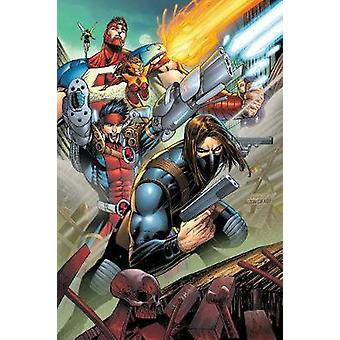 Thunderbolts Vol. 1 - There is No High Road - Vol. 1 by Jim Zub - Jon M
