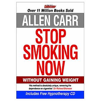 Stop Smoking Now by Allen Carr - 9781848373730 Book