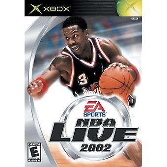 NBA Live 2002 - Factory Sealed