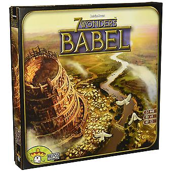 7 Wonders Babel Expansion Pack For Card Game