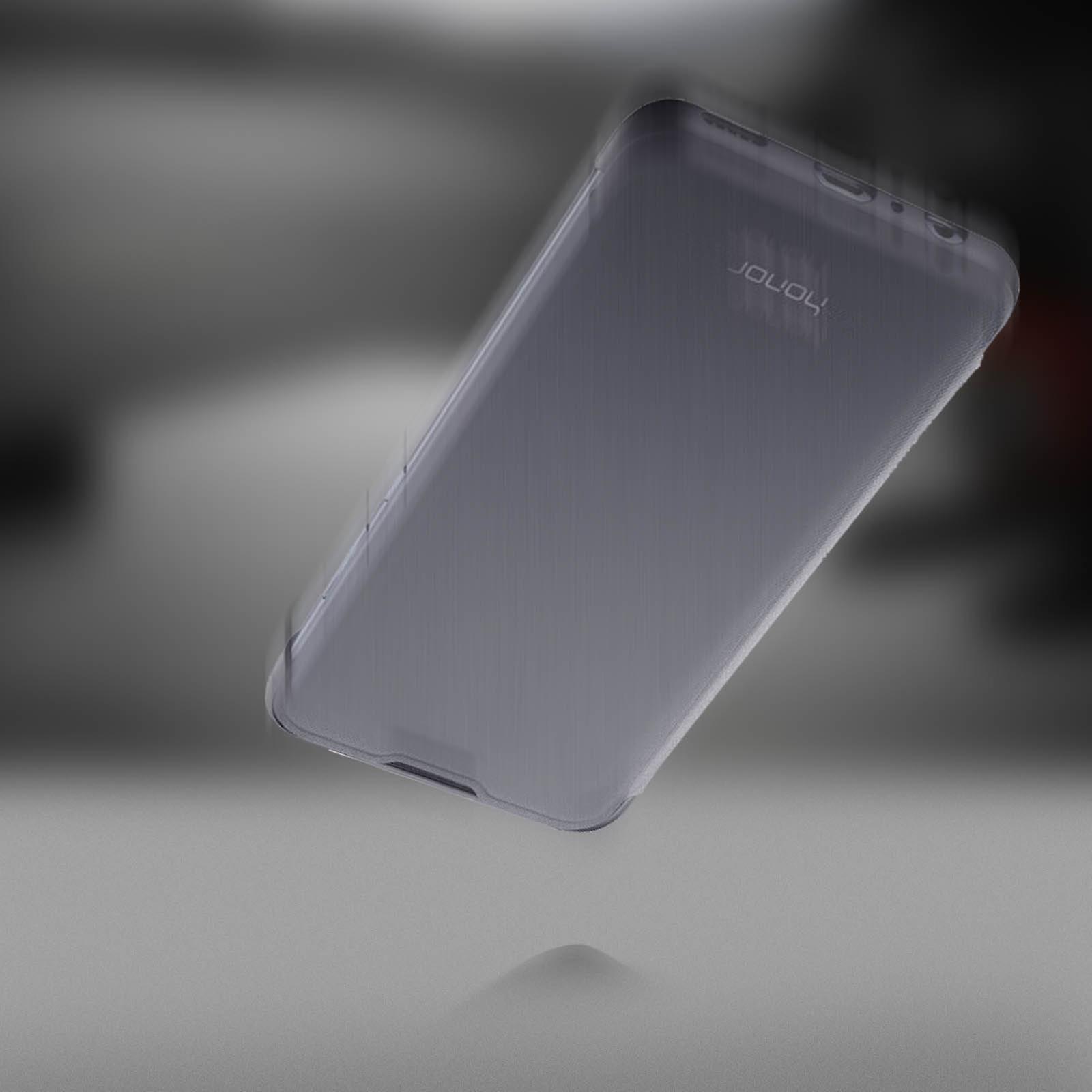 Honor 10 Lite Flip Case Black Original Anti-Shock Hard Case