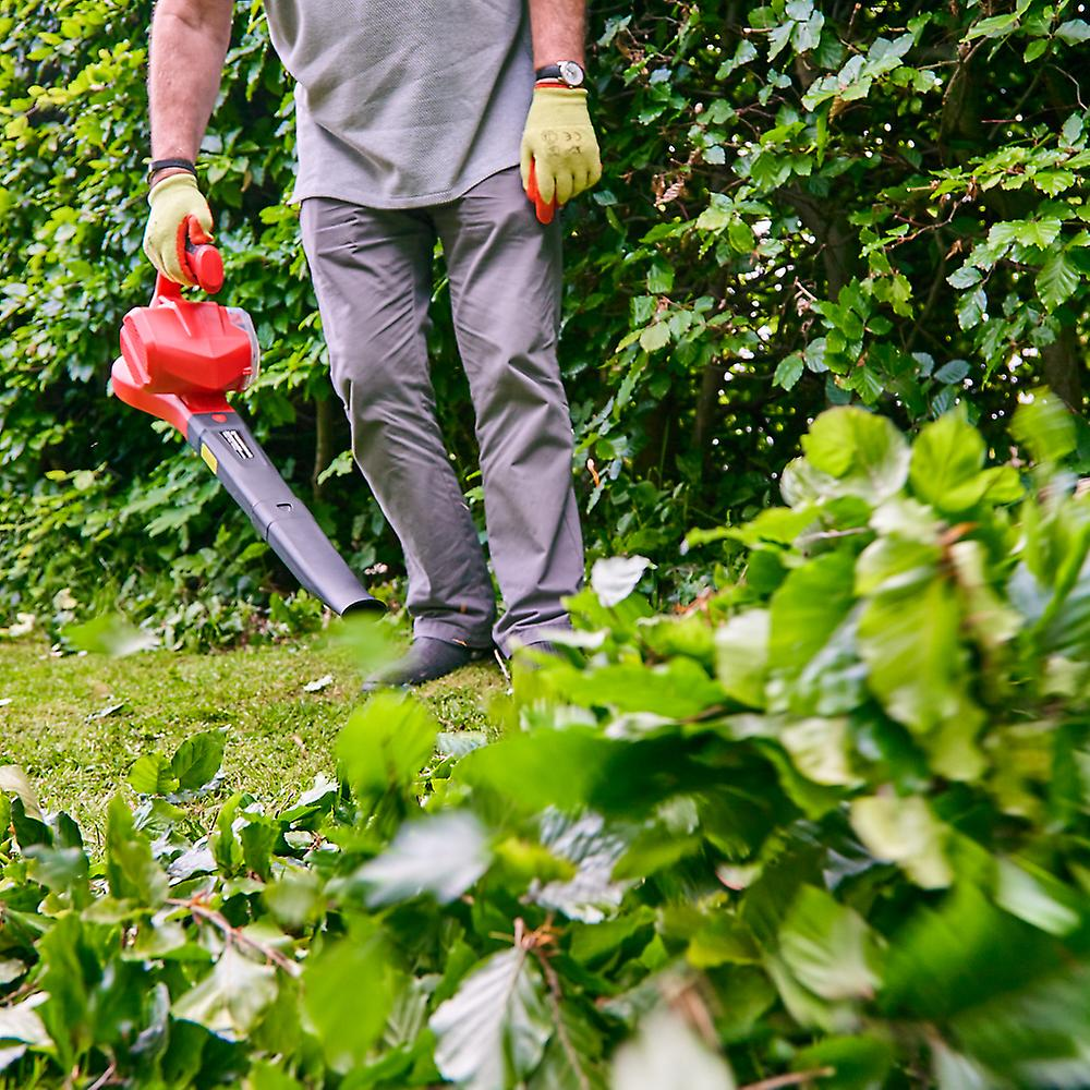 Easy Start Lightweight Cordless Dust Leaf Blower Li-Ion Battery and Fast Charger