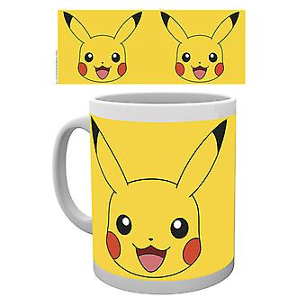 Pokemon Pikachu Boxed Drinking Mug