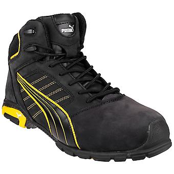 Puma Safety Mens Amsterdam Mid Safety Boot