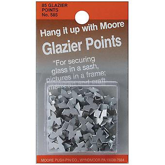 Glazier Points 85 Pkg 585