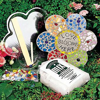 Mozaïek Flower Stepping Stone Kit 90111277
