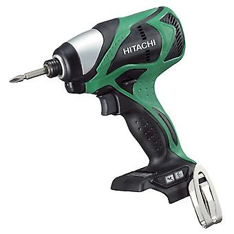 Hitachi Brushless impact screwdriver without batteries