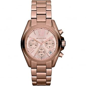 Michael Kors Michael Kors Ladies' Mini Bradshaw Chronograph Watch MK5799