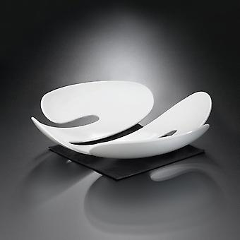 Koziol Eve White Fruit Bowl