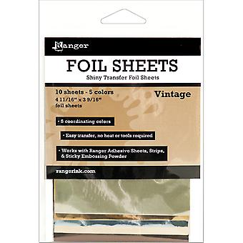 Inkssentials Foil Sheets 4.69