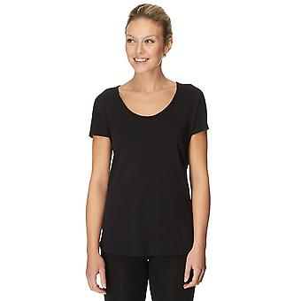 ZOCA Women's Pique Loose Fit T-Shirt