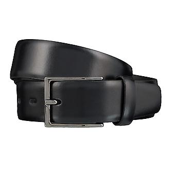Bovino belts men's belts leather belt leather black 3926