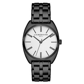 LIEBESKIND BERLIN ladies watch wristwatch stainless steel LT-0008-MQ