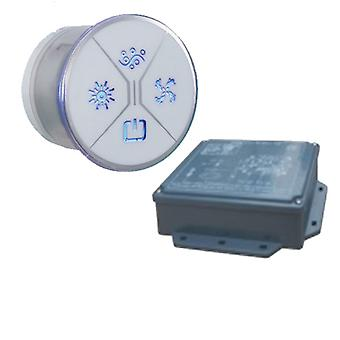 2kW Hot Tub Control Panel and Control Box | Whirlpool Bath Kit