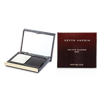 Kevyn Aucoin The Eye Shadow Duo - # 209 Snow/ Coal - 4.8g/0.16oz