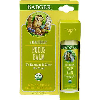 Badger Balm Focus Balm