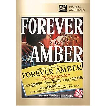 Forever Amber [DVD] USA import