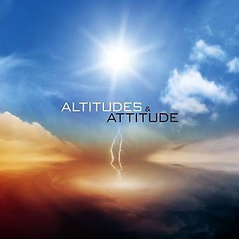 Altitudes & Attitude - Altitudes & Attitude [CD] USA import