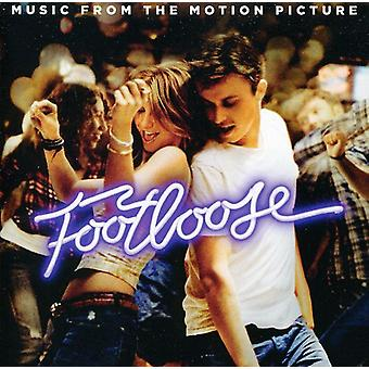 Footloose - Music From the Motion Picture Soundtrack [CD] USA import