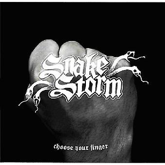 Snakestorm - Vælg din Finger [CD] USA import