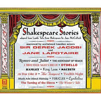 Jacobi/Lapotaire - importazione USA storie di Shakespeare [CD]