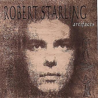 Robert Starling - import USA artefakty [CD]