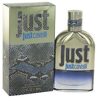 Roberto Cavalli Men Just Cavalli New Eau De Toilette Spray By Roberto Cavalli