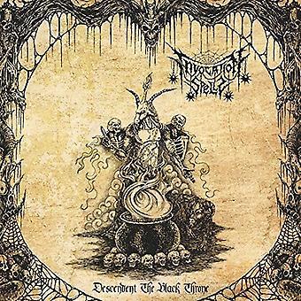 Besværgelse magi - efterkommer sort tronen [Vinyl] USA importerer