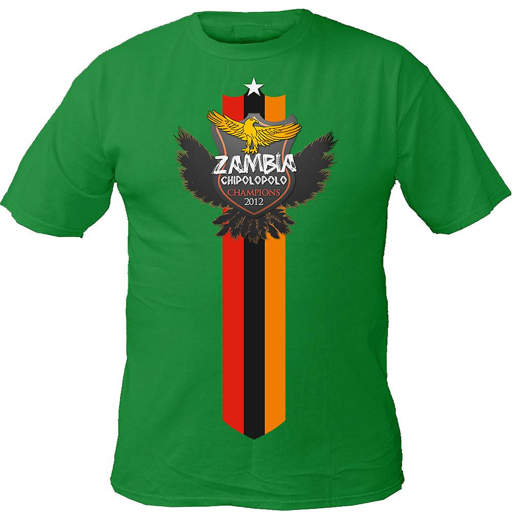 2012 Zambia Winners T-Shirt