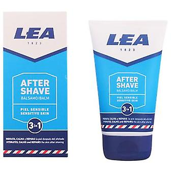 Lea Sensitive Skin After Shave Balm 3 In 1 125 Ml