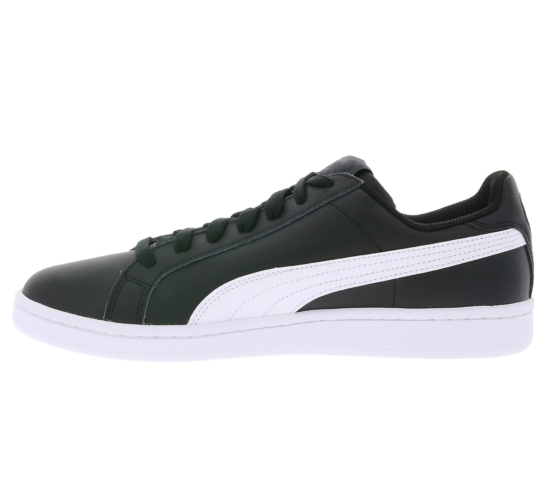 puma smash l turnschuhe herren sneaker schwarz schuhe fruugo. Black Bedroom Furniture Sets. Home Design Ideas