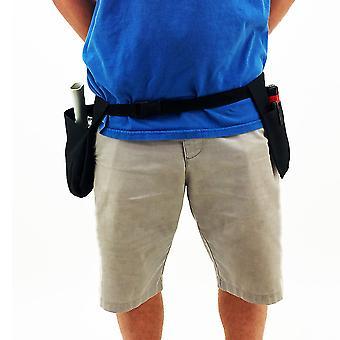 Lager arbeiten Holster Belt für Tape Gun, Teppichmesser und vieles mehr