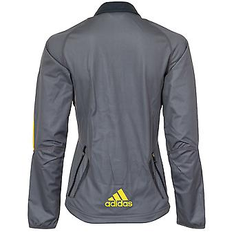 Adidas Leichtathletik ClimaWarm Windstopper Damen Cross Country Jacke