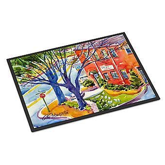 Carolines Treasures  6057MAT Harbour Indoor or Outdoor Mat 18x27 Doormat