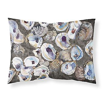 Carolines Treasures  8789PILLOWCASE Oysters Moisture wicking Fabric standard pil