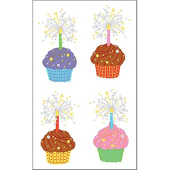 Mrs. Grossman's Stickers Cupcakes Mg199 23863