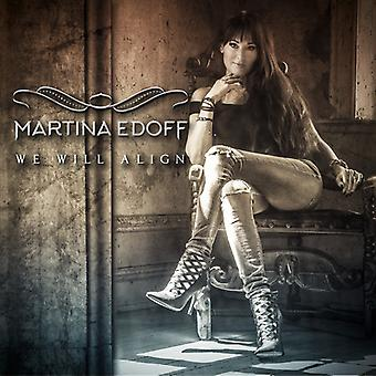 Martina * Edoff - vi vil justere [CD] USA import