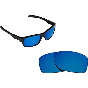 JUPITER CARBON Replacement Lenses Polarized Blue by SEEK fits OAKLEY Sunglasses
