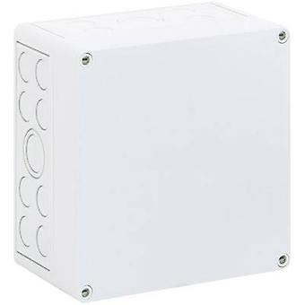 Build-in casing 180 x 182 x 111 Polycarbonate (PC) Light grey S
