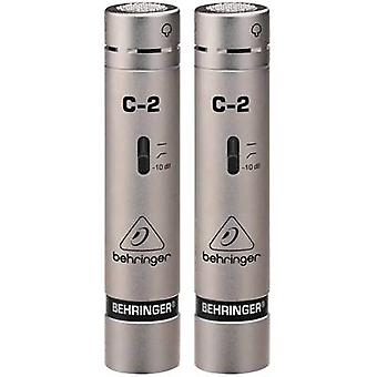 Microphone (instruments) Behringer C-2 Transfer type:Corded incl