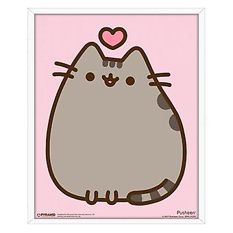 Pusheen (Love) 3D poster