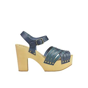 Antidoti ladies MCGLCAT03231E Blau sandals