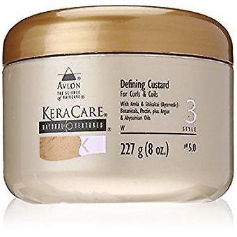 KeraCare Natural Texture Defining Custard 227g