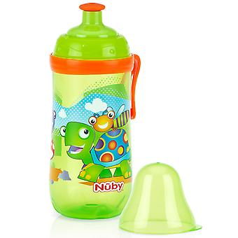 Nuby Sipper occupato 18months Beaker