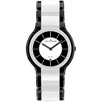 Jacques LeMans high tech ceramic mens watch Dublin 1-1581E