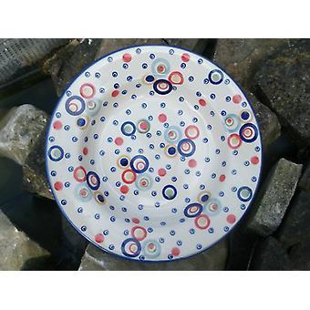 Soup bowls Ø24 cm, height 4 cm, vol. 300 ml, colorful, BSN m-4648