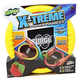 X-Treme machtsspel peddels