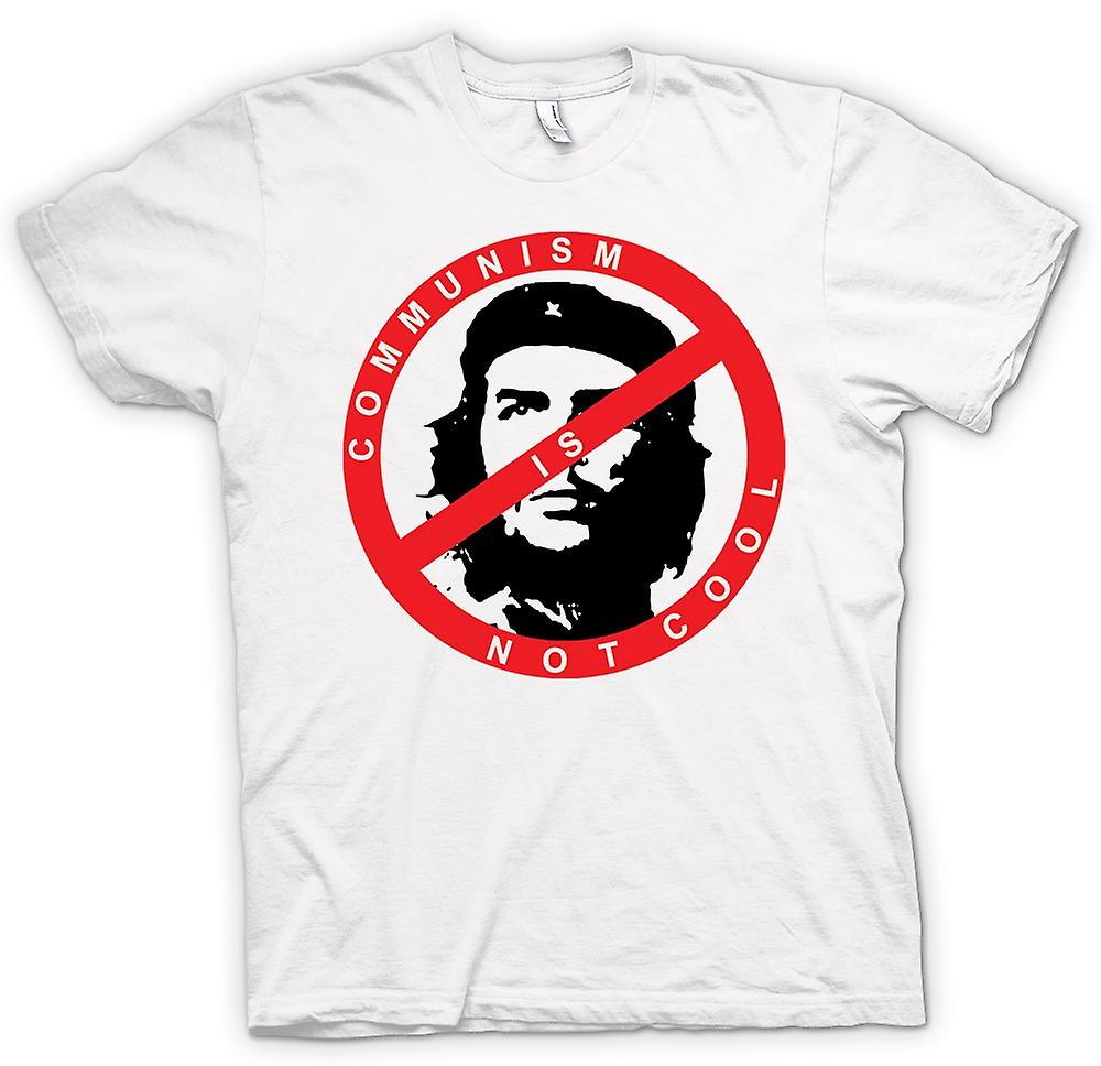 Womens T-shirt-Che Guevara communisme Cool grappig