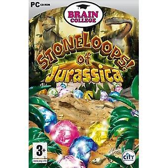 Brain College Stoneloops von Jurassica PC