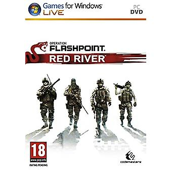 Operation Flashpoint Röda floden (PC)